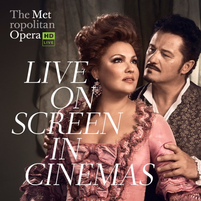 The Metropolitan Opera:Live In HD 2018-19